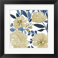 Mid Day Bouquet 2 Framed Print