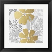 Golden Spring Bunch 1 Framed Print