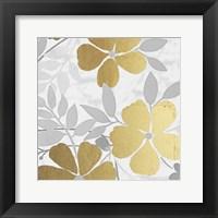 Golden Spring Bunch 2 Framed Print