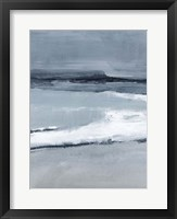 Sea Lines I Framed Print