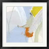 Colorful Crop I Framed Print