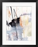 Foggy Swath I Framed Print