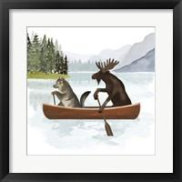 Framed Canoe Trip II