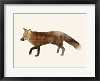The Wilderness VI Framed Print
