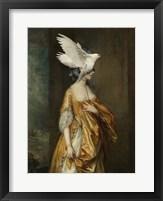 Flightless Bird II Framed Print