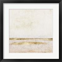 Ethereal Horizon I Framed Print