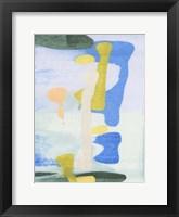 Rorschach Rainbow I Framed Print
