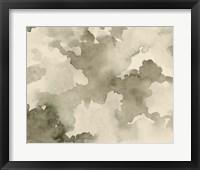 Antique Sky IV Framed Print
