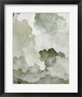 Impending Thunder IV Framed Print