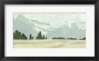 Farmland Study I Framed Print