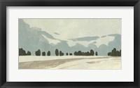 Farmland Study IV Framed Print