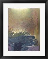 Monet's Landscape I Framed Print