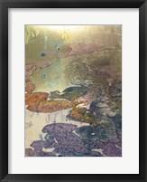 Monet's Landscape III Framed Print