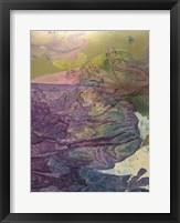 Framed Monet's Landscape V