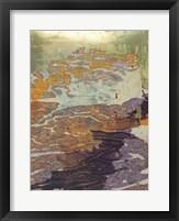 Monet's Landscape VII Framed Print