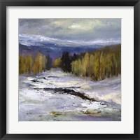 Winter III Framed Print