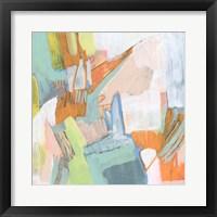 Candied Sherbet II Framed Print