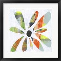 Pin Wheel II Framed Print