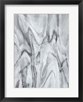 Marbled White IV Framed Print