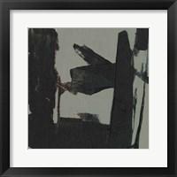 Ode an Kline II Framed Print