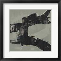 Ode an Kline VI Framed Print