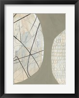 Orb Patterns II Framed Print
