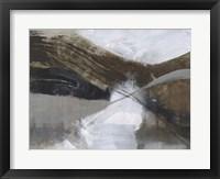 Clouded Vortex II Framed Print
