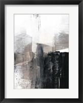 Ebonized II Framed Print