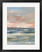 Vast Marsh II Framed Print