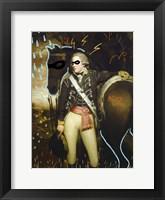 Framed Masked Masters (Highwayman)