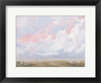 Sandbridge Beach I Framed Print
