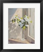 Window Bouquet I Framed Print