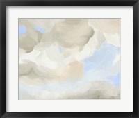 Cloud Coast IV Framed Print