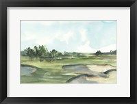 Watercolor Course Study I Framed Print