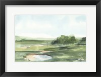 Watercolor Course Study II Framed Print