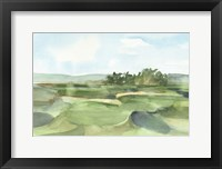 Watercolor Course Study IV Framed Print