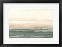 Atlantic Sunrise I Framed Print