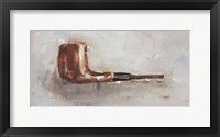 This is a Pipe I Framed Print