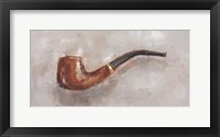 This is a Pipe II Framed Print