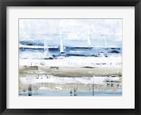 Framed Sea Gaze I
