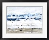 Sea Gaze II Framed Print