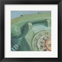 The 70's Called... II Framed Print
