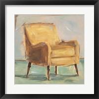 Have a Seat I Framed Print