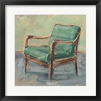 Have a Seat II Framed Print