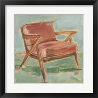 Have a Seat III Framed Print