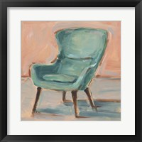 Have a Seat IV Framed Print