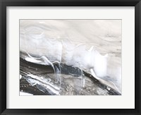 Blizzard Conditions III Framed Print