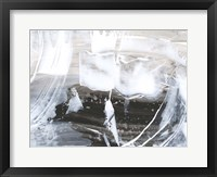 Blizzard Conditions IV Framed Print
