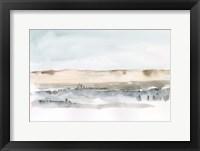 Marsh Dunes II Framed Print