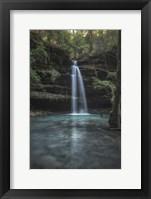 Framed Crystal Waters